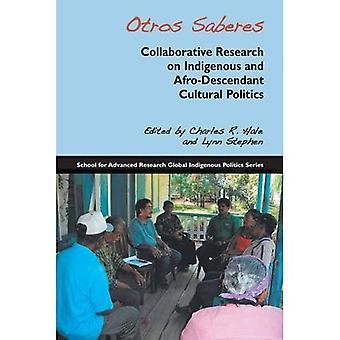 Otros Saberes: Collaborative Research on Indigenous and Afro-Descendant Cultural Politics (Global Indigenous Politics)
