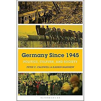 Saksa vuodesta 1945: Politiikan, kulttuurin ja yhteiskunnan
