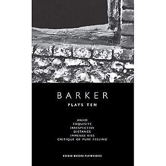 Howard Barker: Gra 10