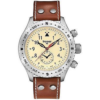 Traser H3 watch Aviator Jungmeister watch T5302. H5H. 4 P. 18-100190