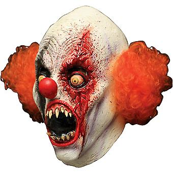 Creepy Clown Latex Mask For Halloween