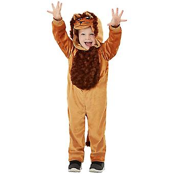Toddlers Cute Lion Cub Fancy Dress Costume
