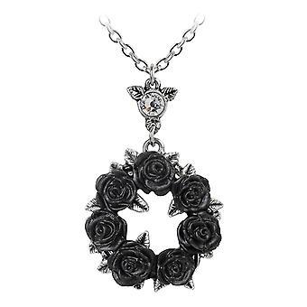 Alkemi gotiska ring O ' rosor tenn hänge