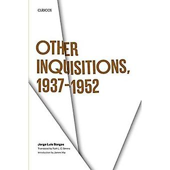 Other Inquisitions - 1937-1952 Book