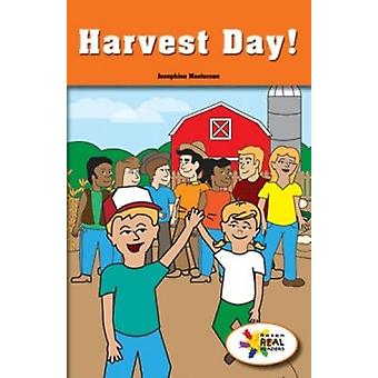 Harvest Day! by Joanne Randolph - 9781499498592 Book