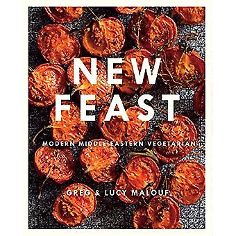 New Feast - Modern Middle Eastern Vegetarian by Lucy Malouf - 97817437