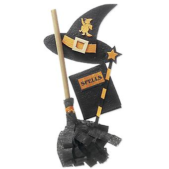Jolee's By You Dimensional Embellishment Witch Accessories Jj B 56212