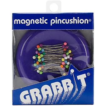 Grabbit Magnetic Pincushion Purple 1272