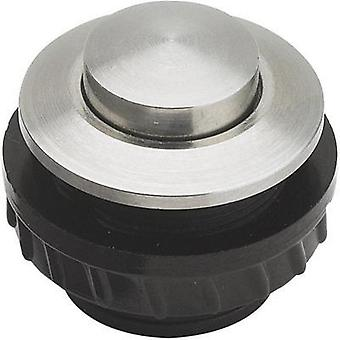 Bell button 1x Grothe 62006 Stainless steel