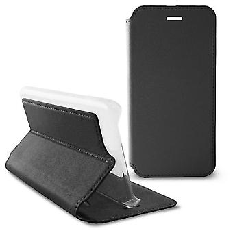 Ksix Folio slim standing black iPhone 6 6s