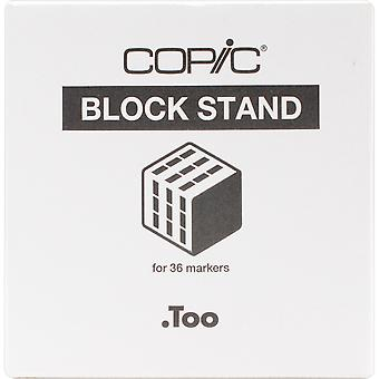 Copic Marker Block Stand - Empty-Holds All Copic Markers BLKSTD
