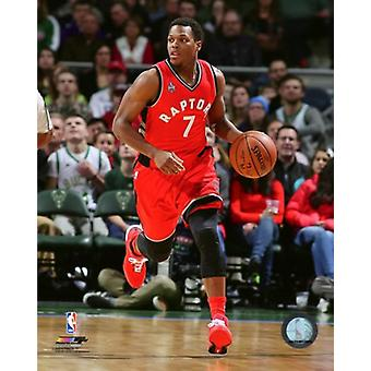 Kyle Lowry 2015-16 Action Photo imprimable (8 x 10)