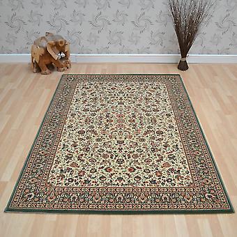 Lano Kasbah Teppiche 12311 416 Beige grün