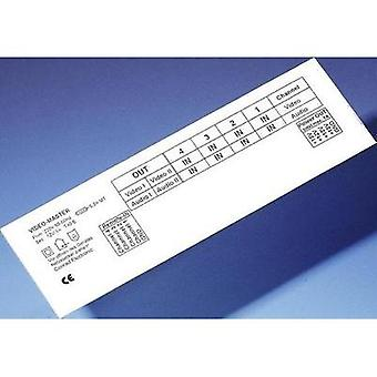 Face plate Photo-coating, positive 215 x 66 x 1.5 mm Bungard ALUFRONTPLATTE FOTOB. 215X66MM 1 pc(s)