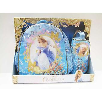 Import Pack Backpack With Cinderella Portatodo