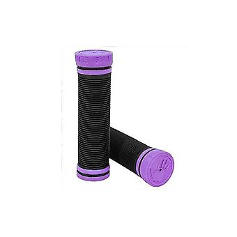 State Side Slamm Scooters Two Tone Bar Grips - Purple