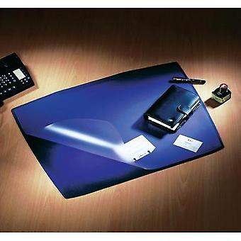 WRITING TABLE BOARD ARTWORK. BLUE