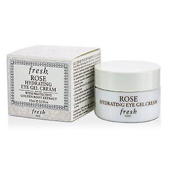 Fresh Rose Hydrating Eye Gel Cream - 15ml/0.5oz