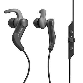 KOSS Hörlur BT190i In-Ear Mic Svart