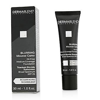 Dermablend Blurring Mousee Camo Oil Free Foundation SPF 25 (Medium Coverage) - #40W Sahara 30ml/1oz