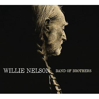 Willie Nelson - Band of Brothers [Vinyl] USA import