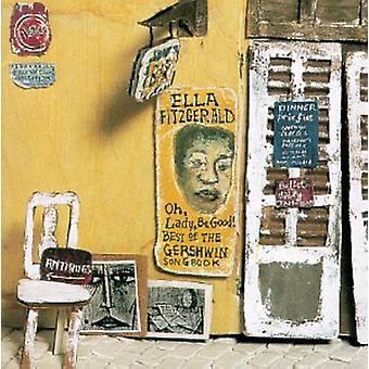 Ella Fitzgerald - Oh Lady worden goed!-beste van Gers [CD] USA import