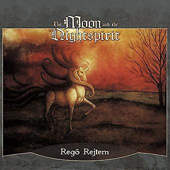 Moon & the Nightspirit - Rego Rejtem [CD] USA import