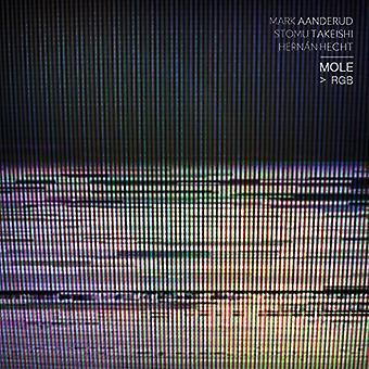 Mole - Rgb [CD] USA importerer