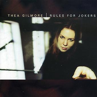 Thea Gilmore - reglas para bromistas [CD] USA importar