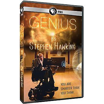 Genius af Stephen Hawking [DVD] USA importerer
