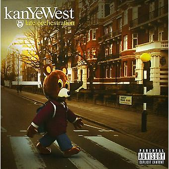 Kanye West - Late Orchestration [CD] USA import