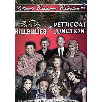 Beverly Hillbillies/Petticoat Junction: Ultimate Christmas Collection [DVD] USA import