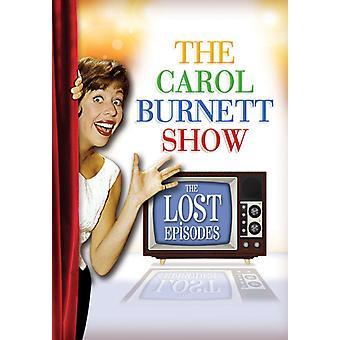 Carol Burnett Show: Lost Episode [DVD] USA importen