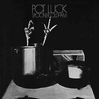 Spooner Oldham - Pot Luck [CD] USA import