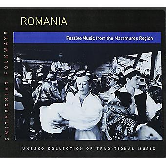 Romania: Festive Music From the Maramures / Var - Romania: Festive Music From the Maramures / Var [CD] USA import