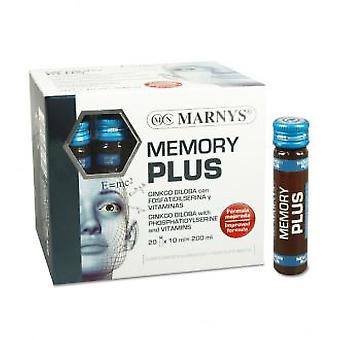 Marny's Memory Plus 20A. (Vitamins & supplements , Special supplements)