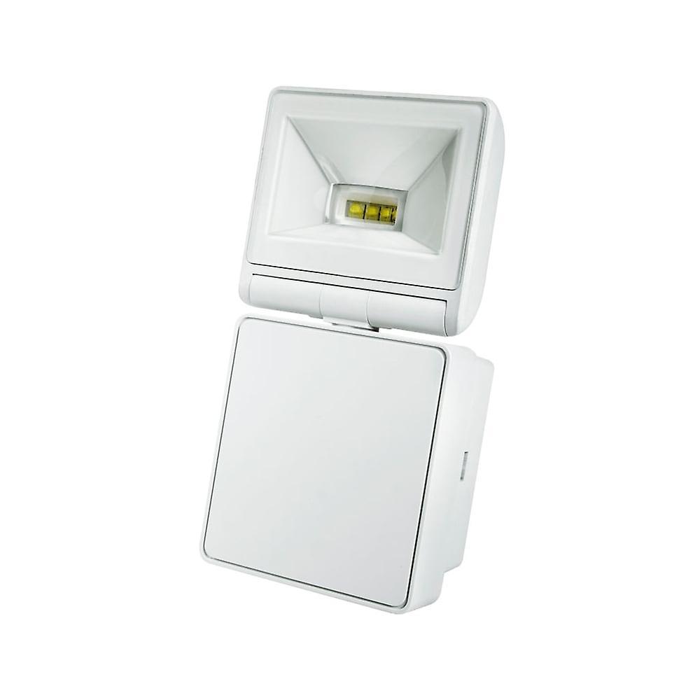 Timeguard Powerful 8W LED Energy Saver Floodlumière, blanc