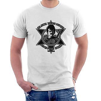 Black Star Ninja Ninjutsu Dojo American Ninja Men's T-Shirt
