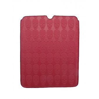 W.A.T roze schedel Ipad Cover