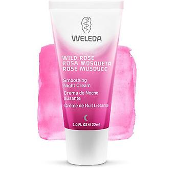 Weleda Facial Night Cream 30ml Rosehip. (Cosmetics , Facial , Creams with treatment)