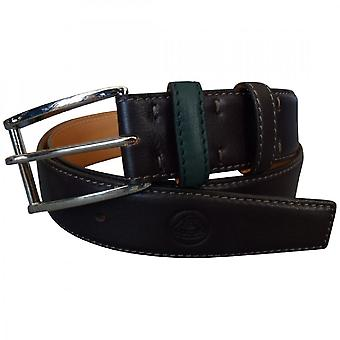 Lotus Lotus lederen riem Brown