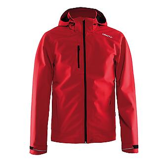 Craft Mens Light Waterproof Softshell Jacket