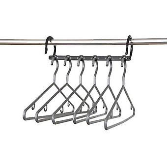1 Caraselle Multi-Hanging Hanger Bar- Hangs 6 Shirts / Trousers
