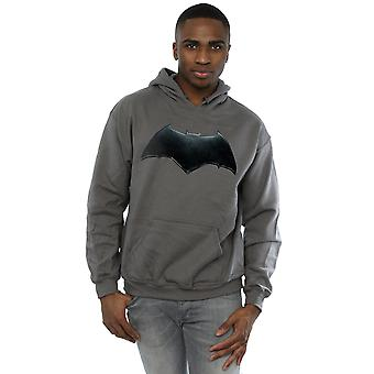 DC Comics mäns Justice League film Batman Emblem Hoodie