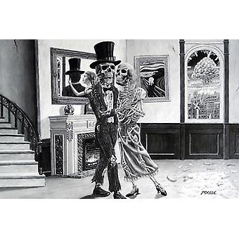 Last Dance Poster Print by G Masse (32 x 22)