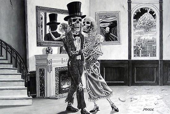Last Dance Poster Print by G Masse (32 x 22)