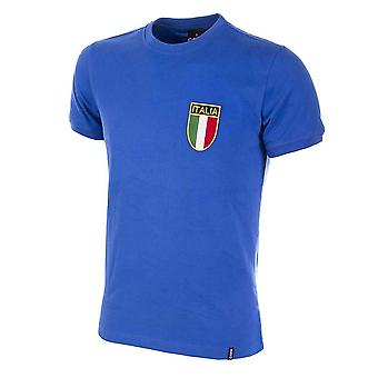 Italy 1970\'s Short Sleeve Retro Football Shirt