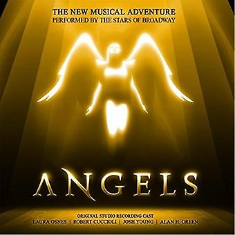 Osnes*Laura / Cuccioli*Robert / Young*Josh - Angels (Original Studio Cast Recording) [CD] USA import