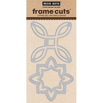 Hero Arts Frame Cut Dies-3-Part Ornament DI406