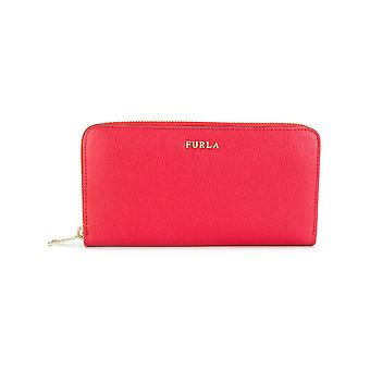 FURLA 903615RUBY ladies red leather wallets